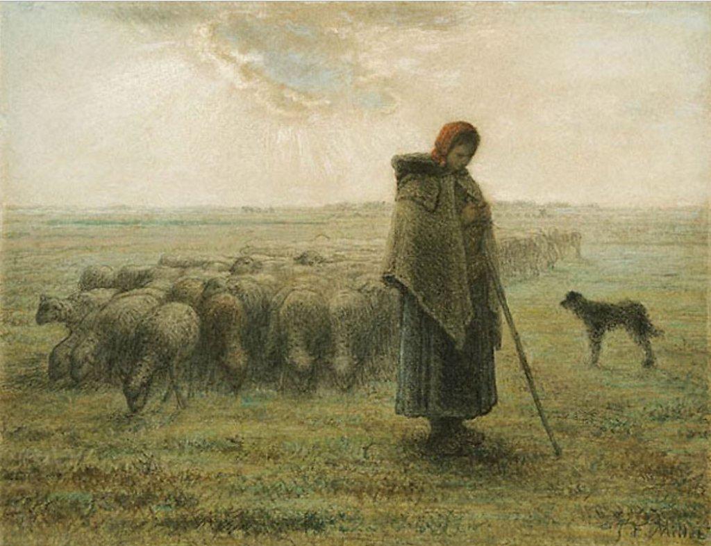 Shepherdess-and-Her-Flock-by-Jean-Francois-Millet.JPG